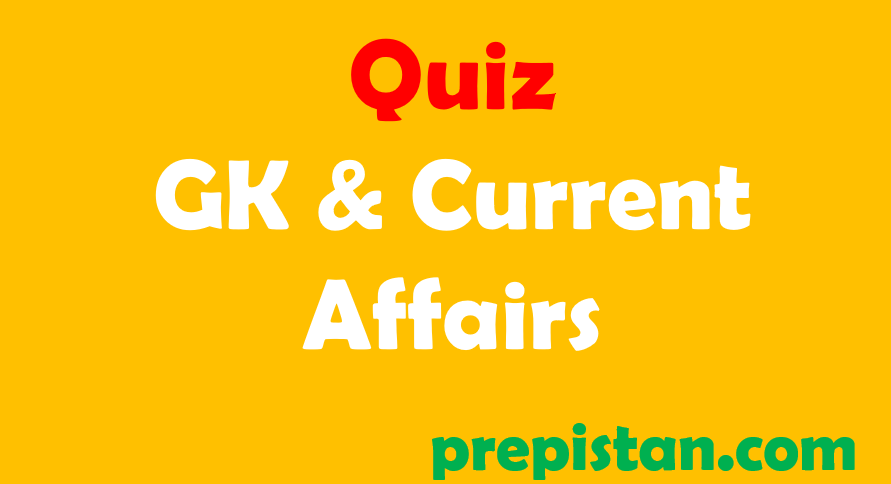 daily quiz gk current affairs