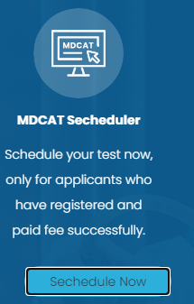 MDCAT Candidates Can Now Schedule Their PMC MDCAT Test 2021