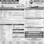 Joins Pakistan Navy Through Short Service Commission Course Jobs 31 Mar 2019