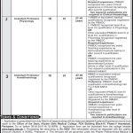 Khyber Medical College Peshawar Jobs 27 Mar 2019