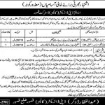 Office Of The Deputy Director Colleges District Kasur Jobs 29 Mar 2019