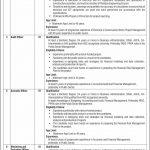 Public Sector Organization Balochistan Jobs 31 Mar 2019