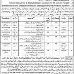 Social Welfare And Bait Ul Maal Department Punjab Jobs 29 Mar 2019