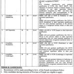 DHQ Teaching Hospital Sargodha Jobs 27 April 2019