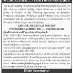 Lady Reading Hospital Peshawar Jobs 30 Apr 2019
