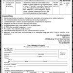 National Accountability Bureau NAB Jobs 27 Apr 2019