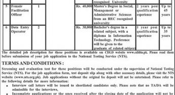NTS Jobs 2019 NTS Results Apply Online - Prepistan Jobs