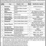 Combined Military Hospital CMH Jobs 13 May 2019