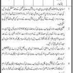 Irrigation Department Govt Of Sindh Jobs 30 May 2019