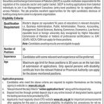 Securities And Exchange Commission Of Pakistan SECP Jobs 27 May 2019