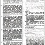 Federal Public Service Commission FPSC Jobs 09 Jun 2019