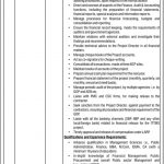 Public Sector Organization Islamabad Jobs 29 Jun 2019
