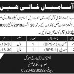 43 Punjab Regimental Landi Kotal Jobs 29 Jul 2019