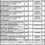 District Headquarters Hospital DHQ Haripur Jobs 13 Jul 2019