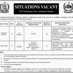 Govt Organization Islamabad Jobs 21 Jul 2019