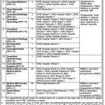Health Department Govt Of Gilgit Baltistatn Jobs 24 Jul 2019