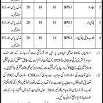 Irrigation Department Sindh Jobs 21 Jul 2019