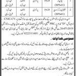 Irrigation Department Sindh Govt Jobs 08 July