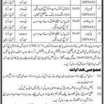 Irrigation Office Govt Of Sindh Jobs 08 July 2019