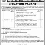 Ministry Of National Health Services Regulations And Coordination Jobs 28 Jul 2019