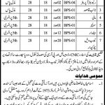 Office Of The Executive Engineer Tubewells Division Jobs 31 Jul 2019