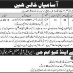 Pakistan Army NLI Regimental Centre Jobs 21 Jul 2019