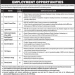 Public Sector Organization Balochistan Jobs 05 Jul 2019