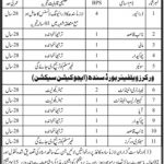 Sindh Workers Welfare Board Jobs 15 Jul 2019