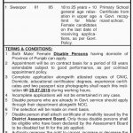 Sir Ganga Ram Hospital Lahore Jobs 10 Jul 2019