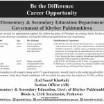 Elementary And Secondary Education Department Jobs 07 Aug 2019