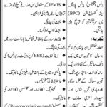 Finance Department Govt Of Sindh Jobs 30 Aug 2019