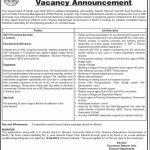 Finance Department Sindh Jobs 29 Aug 2019