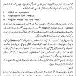 Health Department Govt Of AJK Jobs 27 Aug 2019
