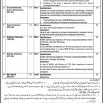 Ministry Of National Health Services Regulations And Coordination Jobs 03 Aug 2019