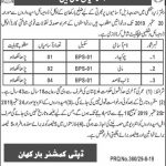 Office Of The Deputy Commissioner Jobs 30 Aug 2019