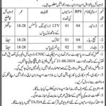 Office Of The Executive Engineer Sanghar Division Jobs 02 Aug 2019