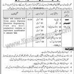 Azad Jammu And Kashmir Power Development Organization Jobs 06 Sep 2019
