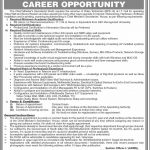 Govt Of Sindh Chief Minister Secretariat Jobs 23 Sep 2019