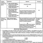 Institute Of Education And Research University Of The Punjab Jobs 02 Sep 2019