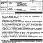Ministry Of Communications Govt Of Pakistan Jobs 01 Sep 2019