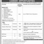 National Institute Of Cardiovascular Diseases Karachi Jobs 09 Sep 2019