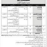 Pakistan Public Works Department Jobs 01 Sep 2019
