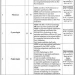 Rawalpindi Medical University Allied Hospitals Jobs 03 Sep 2019