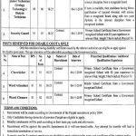 Lahore General Hospital Lahore (LGH) Jobs 04 Oct 2019