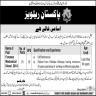 Pakistan Railways Jobs 30 October 2019