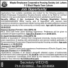 WAPDA Employees Cooperative Housing Society Ltd Jobs 01 October 2019