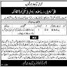 Irrigation Department Govt Of Punjab Jobs 16 November 2019