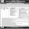 Utility Stores Corporation Govt Of Pakistan Jobs 13 November 2019